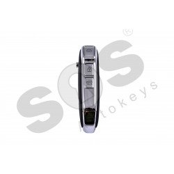 OEM Smart Key for Kia Cerato 2018-2019 / Buttons:3 / Frequency:433MHz / Transponder:HITAG3/128-Bit AES/ID47 / Part No:95430 M6300/ Keyless Go