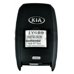 OEMSmart Key for KIA Picanto 2016+ Buttons:3 / Frequency: 433MHz / Transponder: PCF 7952 HITAG2/ Blade signature: HY22 / Part No: 95440-1Y600 / Keyless GO