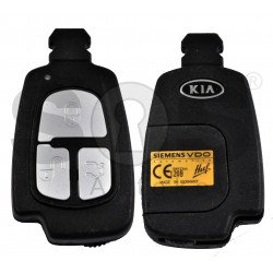 OEM Smart Key for KIA Buttons:3 / Frequency:433MHz / Transponder:4D 60 /  Part No: 95440-3F700 / 5WY2344