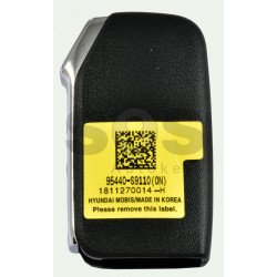 OEM Smart Key for Kia TELLURIDE  Buttons: 4 / Frequency:433MHz / Transponder: NCF 29A1X HITAG3 /  Part No: 95440-S9110 / Keyless Go / Automatic Start