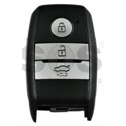 OEM Smart Key for KIA Cerato 2016-2017 Buttons:3 / Frequency: 433MHz / Transponder: TIRIS RF430 (8A) / Blade signature: HY22 / Part No:95440-A7700 / Keyless GO