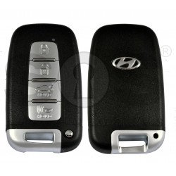 Smart Key for HYUNDAI Buttons:4 / Frequency:433MHz / Transponder:PCF 7952 / Blade signature:HY22 / Part no : 95440-A6000