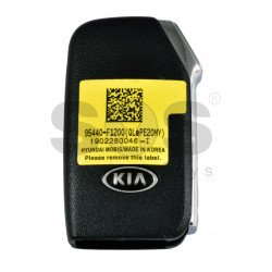 OEM Smart Key for Kia Sportage 2019+  Buttons: 4 / Frequency:433MHz / Transponder: NCF 29A1X HITAG3 /  Part No:95440-F1200 / Keyless Go / Automatic Start