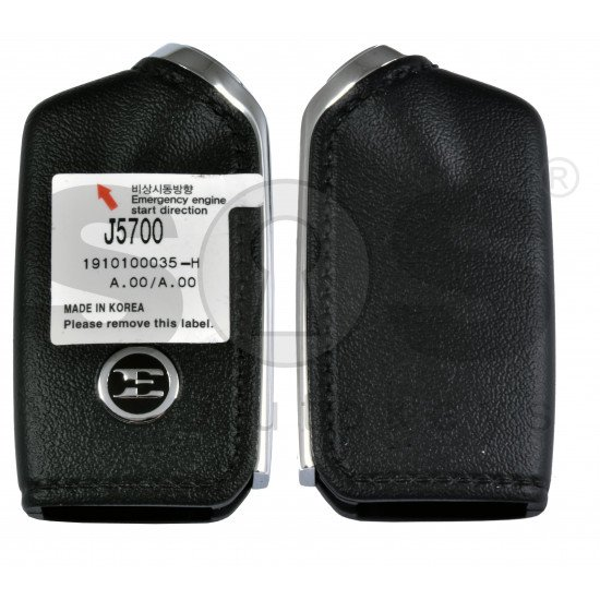 OEM Smart Key for Kia Stinger 2020+ Buttons: 3+1 / Frequency:433MHz / Transponder: NCF 29AX HITAG3 /  Part No:  95440-J5700/ Keyless Go /