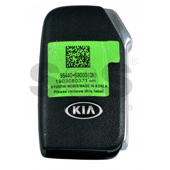 OEM Smart Key for Kia TELLURIDE 2020+  Buttons: 3+1P / Frequency:433MHz / Transponder: NCF 29A1X HITAG3 /  Part No:95440-S9000 / Keyless Go /