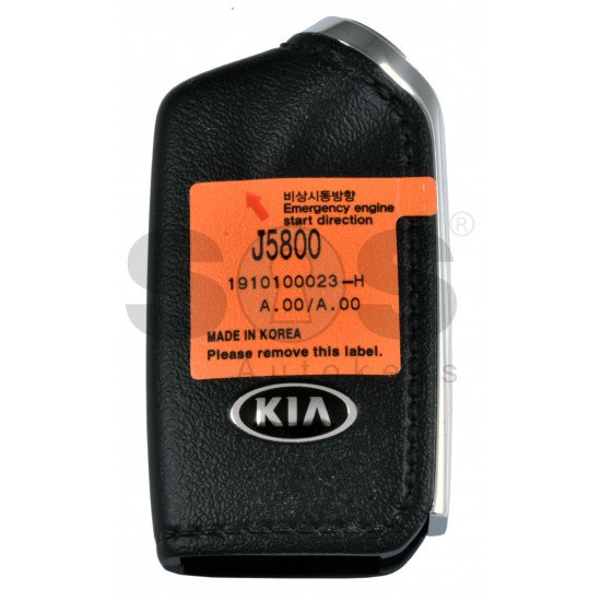 OEM Smart Key for Kia 2020+ Buttons: 4 / Frequency:433MHz / Transponder: NCF 29AX HITAG3 /  Part No: 95440-J5800/ Keyless Go / Automatic Start