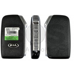 OEM Smart Key for Kia K5 2021+  Buttons: 4 / Frequency:433MHz / Transponder: NCF29AX/HITAG AES /  Part No: 95440-L2110/  Keyless Go / Automatic start