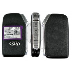 OEM Smart Key for Kia SOLO 2019+  Buttons: 4 / Frequency:433MHz / Transponder: NCF 29A1X HITAG3 /  Part No: 95440-K0200/  Keyless Go / Automatic start