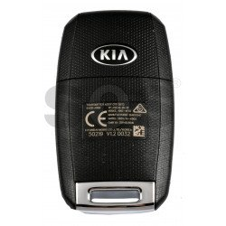 OEM Flip Key for KIA Carnival 2016-2020 Buttons:3 / Frequency:433 MHz / Transponder: Tiris DST 80  /  Part No: 95430-A9010