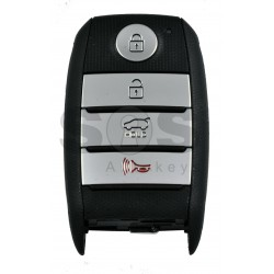 OEM Smart Key for KIA Sedona 2015-2018 Buttons:3+1P / Frequency: 433MHz / Transponder: NFC295/HITAG 3 /  Part No: 95440-A9100 / Keyless GO