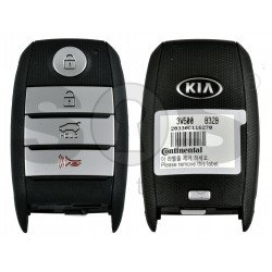 OEM Smart Key for KIA  Sportage 2014-2015 Buttons:3+1P / Frequency: 433MHz / Transponder: PCF7952/HITAG 2 /  Part No: 95440-3W500 / Keyless GO