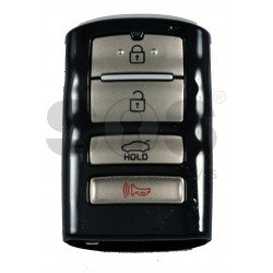 OEM Smart Key for KIA Cadenza/K900 2015+ Buttons: 3+1 / Frequency:433MHz / Transponder:PCF7952/HITAG 3 / Part No: 95440-3T300/3R600/3R601 / Keyless GO