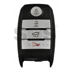 OEM Smart Key for KIA  Optima 2016-2020 Buttons:3+1P / Frequency: 433MHz / Transponder: NCF29A/HITAG 3 /  Part No: 95440-D4000/D5000 / Keyless GO