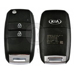 OEM Flip Key for KIA Soluto 2020+ Buttons:2 / Frequency:433 MHz / Transponder:  PCF7938/HITAG 3  /  Part No: 95430-H7100