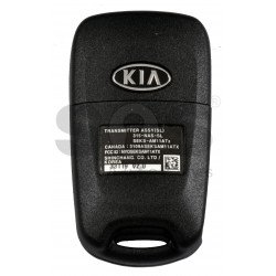 OEM Flip Key for KIA  Sportage 2012-2013 Buttons:2+1P/ Frequency:315ccMHz /  Blade signature:HY22 / Part No 95430-3W700/95430-3W701