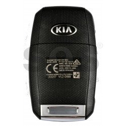 OEM Flip Key for KIA Carnival 2016 /  Buttons:5 / Frequency:433 MHz / Transponder:   /  Part No: 95430-A9210