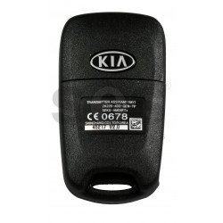 OEM Flip Key for Soul 2011-2012 Buttons:2+1P/ Frequency:433MHz / Tranponder : PCF7936/HITAG 2/  Blade signature:HY22 / Part No 95430-2K220