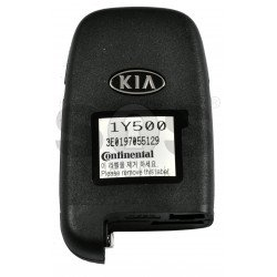 OEM Smart Key for KIA Picanto 2016 Buttons:3 / Frequency:433MHz / Transponder: PCF7952/HITAG 2 / Blade signature:HY22 / Part No: 95440-1Y500
