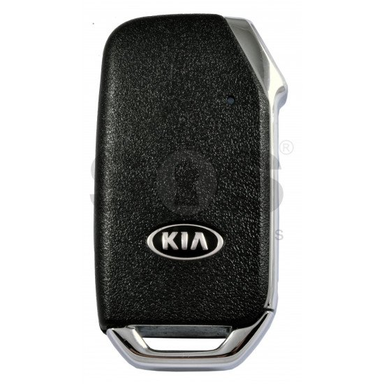 OEM Smart Key for Kia 2021+ Buttons:3 / Transponder: TEXAS CRYPTO 128BIT/AES / Frequency:433MHz  / Blade signature:HY22 / Part No: 95440-J7501