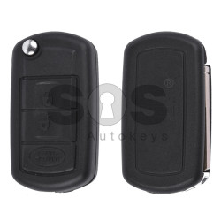 Fip Key for Land / Range Rover Buttons:3 / Frequency:434MHz / Transponder:PCF 7935 / Blade signature:HU92 / Immobiliser System:EWS