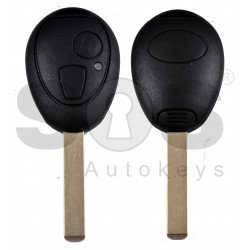 Regular Key for Rover 75 Buttons:2 / Frequency:433MHz / Transponder:PCF 7930 / Blade signature:HU92 / Immobiliser System:EWS