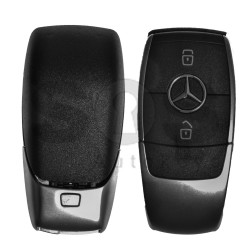 OEM 2x Smart Keys Mercedes A-CLASS W177 2019+ Buttons:2 / Frequency: 433.92 MHz / Manufacture:HELLA / Part No: A1779057902 / Keyless Go (ONLY PAIRS)