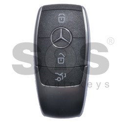 OEM 2x Smart Keys Mercedes W205 2018+ Buttons:3 / Frequency: 433.92 MHz / Manufacture: Marquardt / Part No: A2059053609 / (ONLY PAIRS)