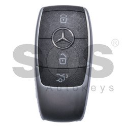 OEM 2x Smart Keys Mercedes W205 2018+ Buttons:3 / Frequency: 315MHz / Manufacture: Marquardt / Part No: A2059054016 / (ONLY PAIRS)