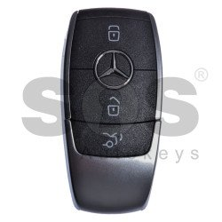 OEM 2x Smart Keys Mercedes C-Class W205 Buttons:3 / Frequency: 433.92 MHz / Manufacture: Marquardt / Part No: A2059053416 / (ONLY PAIRS)
