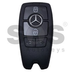 OEM Smart Key Mercedes Sprinter W907 Buttons:4 / Frequency: 433.92MHz / Manufacture: HELLA / Part No: A9079059006 / Keyless Go