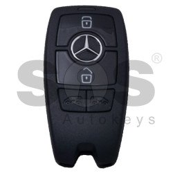 OEM Smart Key Mercedes Sprinter W247 Buttons:4 / Frequency: 315MHz / Manufacture: HELLA / Part No: A2479059206 / Keyless GO