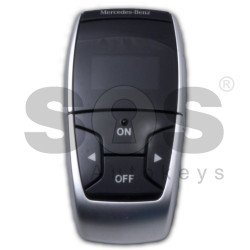 OEM Remote Heater for Mercedes C-Class W205 Buttons:4 / Frequency:868MHz / Part No: A2058208002