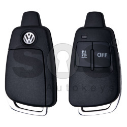 OEM Remote Heater for VW Touareg  Buttons:2 / Frequency: 868MHz/ Part No: 7E0963511B