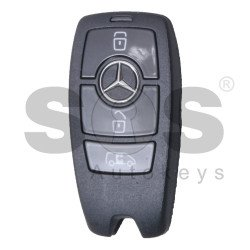 OEM Smart Key Mercedes Buttons:3 / Frequency: 433.92MHz / Manufacture: HELLA / Part No: A9079058706 / Keyless Go