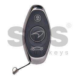 OEM Smart Key Mercedes McLaren Buttons:3 / Frequency: 315MHz / Transponder: Texas Crypto 40/80 bits/ ID 6D / Part No: 205-150246 / Keyless Go