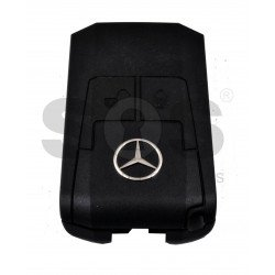 OEM Smart Key Mercedes Actross  Buttons:2 / Frequency: 433MHz / Immobiliser system: FBS4 / Part No: A 001 545 05 35