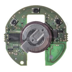 Smart Key (PCB) for MINI Buttons:3 / Frequency:868 MHz / Transponder: HITAG 2 / PCF7945C / PCF7952A / Blade signature:HU92 / Immobiliser System:CAS 3+