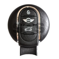 OEM Smart Key for MINI Clubman Buttons:3 / Frequency:434MHz / Transponder:PCF 7953 / Blade signature:HU100R / Immobiliser System:FEM / Part No:9345896-02 / Keyless GO