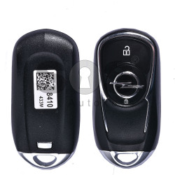 OEM Smart Key for Opel Astra K/Insignia Buttons:2 / Frequency:434MHz / Transponder: HITAG2/ ID46  / Blade signature:HU100 / Immobiliser System:BCM / Part No:13508410 / Keyless Go