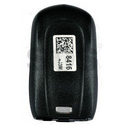 OEM Smart Key for Opel Buttons:4 / Frequency:434MHz / Transponder: HITAG2/ ID46/ Blade signature:HU100 / Immobiliser System:BCM / Part No : GM13508416 / Keyless Go