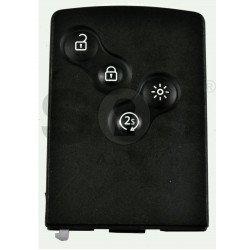 OEM Card Key Ren Buttons:4 / Frequency: 433MHz / Transponder: HITAG / AES/ Blade signature:VA2 / Immobiliser System: BCM / Automatic Start / Keyless GO / Little Scratched
