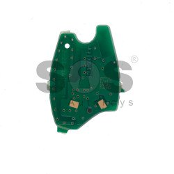 OEM Key (PCB) Ren Buttons:2 / Frequency:433MHz / Transponder: HITAG2/ ID46/ PCF7947 / Blade signature:VA2 / Immobiliser System: Johnson control