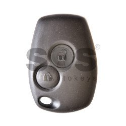 OEM Regular Key for Dacia and Ren 2012+ Buttons:2 / Frequency:434 MHz / Transponder: PCF 7961 / AES / PCF 7939 / Blade signature:VA2/ HU136FH  / Immobiliser System:Johnson control / Part No 805673071R/998108016R