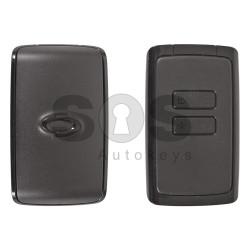 OEM Smart Key Ren Samsung Buttons:4 / Frequency:433MHz / Transponder:HITAG AES / Blade signature:VA2 / Immobiliser System:BCM / Keyless GO