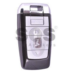 OEM Smart Key for Rolls Royce Buttons:4 / Frequency:315MHz / Transponder:HITAG Pro / Blade signature:HU100R / Immobiliser System:CAS 4/4+