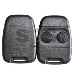 OEM Remote Control for Rover Buttons:2 / Frequency:434MHz / Immobiliser System:LUCAS / Part No:YWX101200 / YWX101220