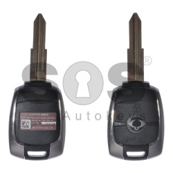 OEM Regular Key for SsangYong Buttons:2 / Frequency:433MHz / Blade signature:SSA2P / Manufacture: Mototech Co LTD / Part No: K87510-34603