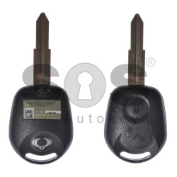 OEM Regular Key for SsangYong Buttons:2 / Frequency:433MHz / Transponder: TMS37145/ ID 6D-60 80-Bit / Blad signature:SSA2P / Part No: 87170-32030
