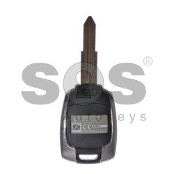 OEM Regular Key for SsangYong Buttons:2 / Frequency:433MHz / Blade signature:SSA2P / Monufacture:Mototech CO LTD / Part No: K87510-34203