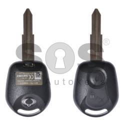 OEM Regular Key for SsangYong Buttons:2 / Frequency:433MHz / Transponder:Texas Crypto / ID4D-60 40-Bit / Blade signature:SSA2P / Part No: 87170-08B21